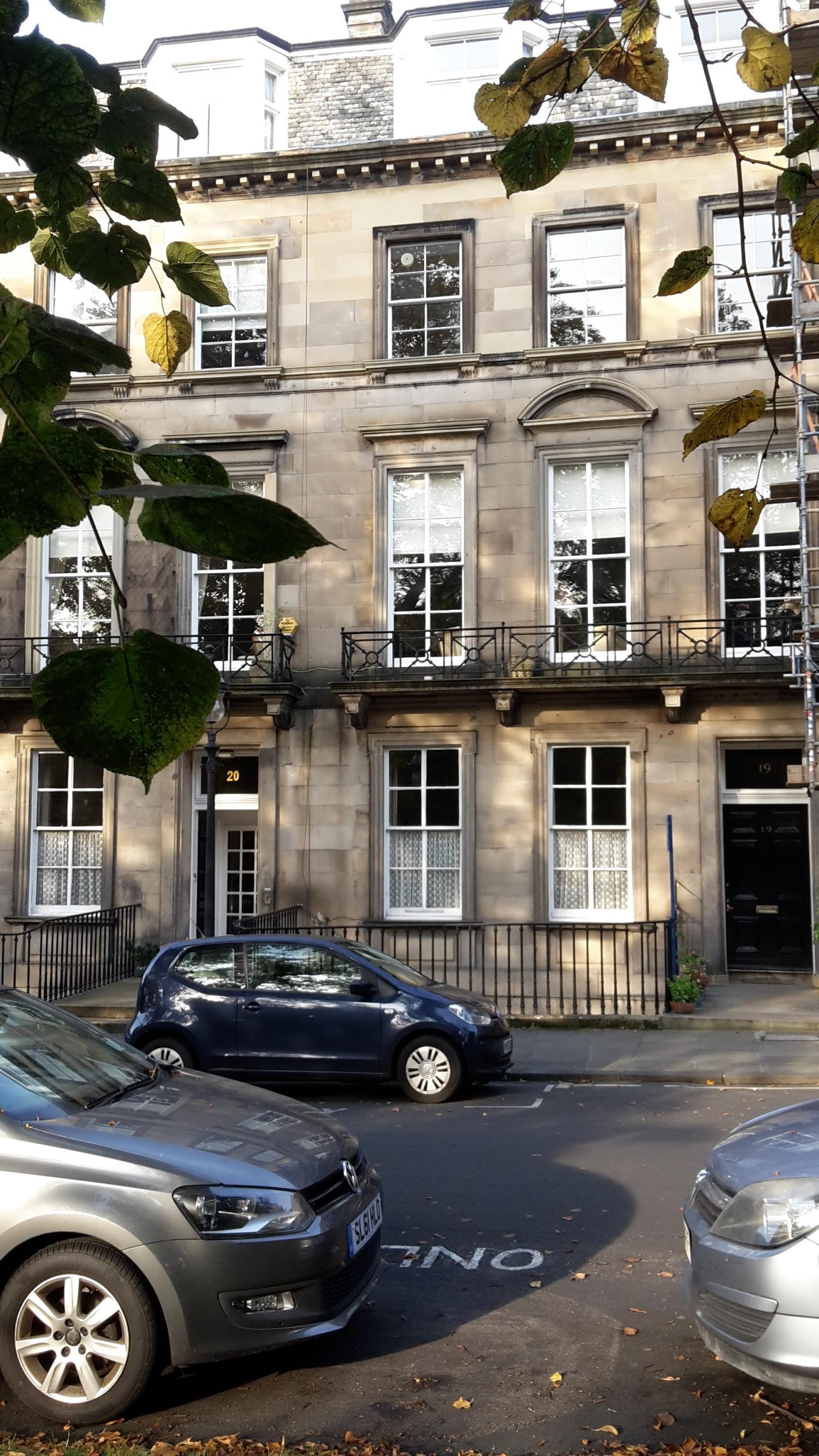 View property for rent Clarendon Crescent, Edinburgh