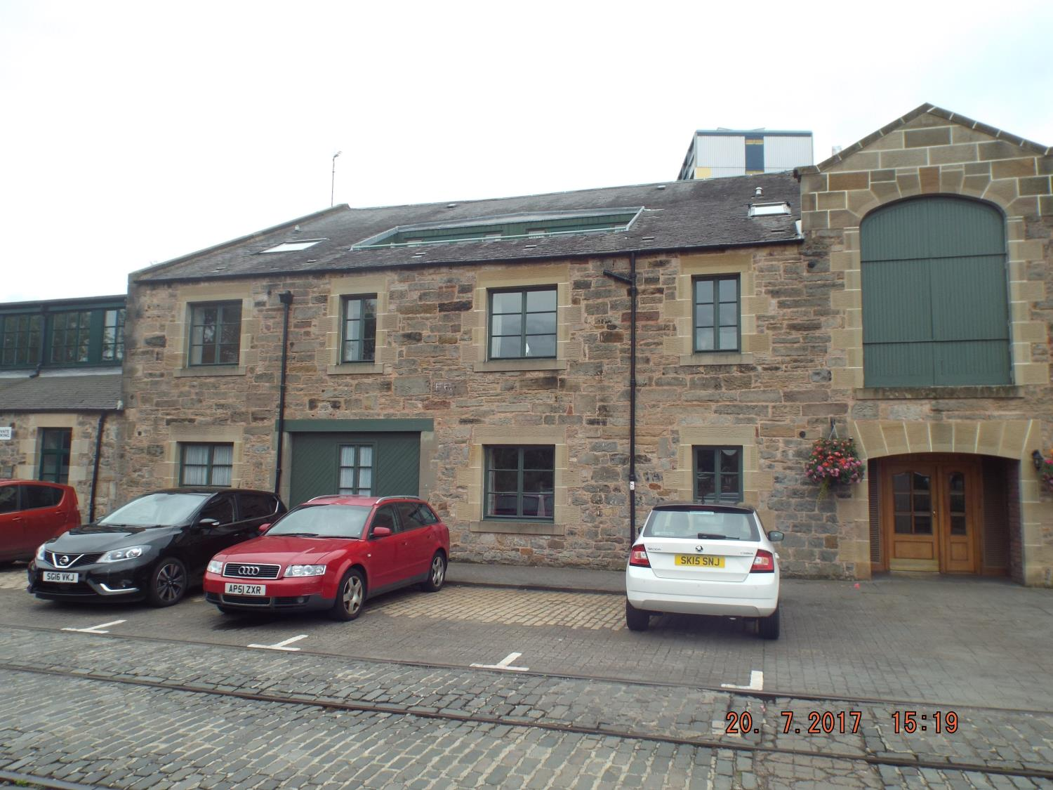 View property for rent The Moorings, Commercial Street, Leith