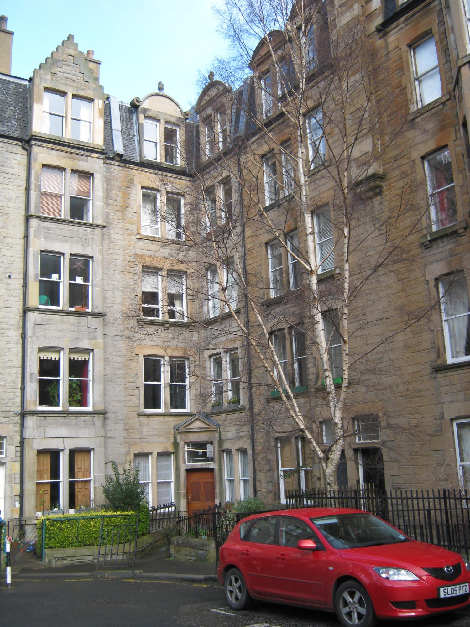 View property for rent Viewforth Square, Edinburgh