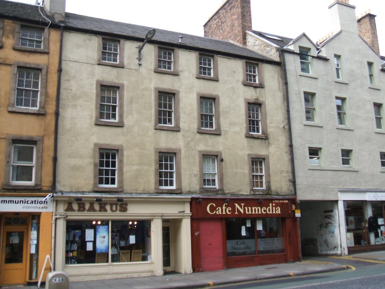 View property for rent Nicolson Street, Edinburgh