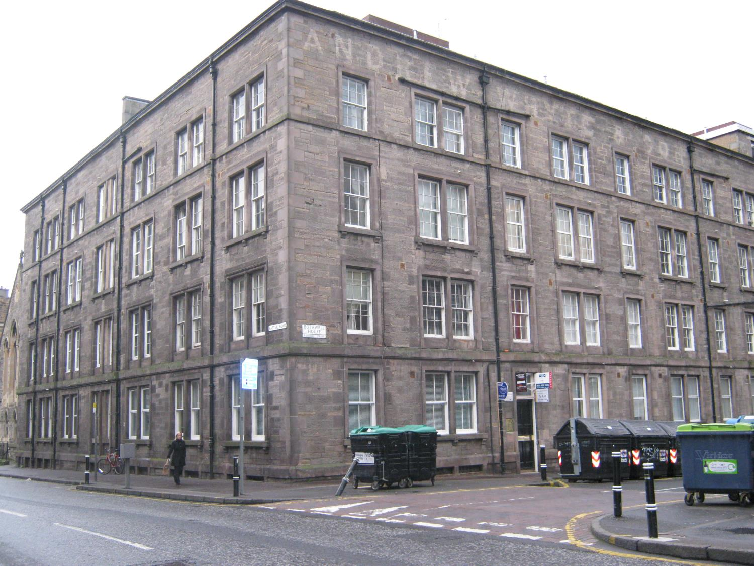 View property for rent Bothwell House, Edinburgh