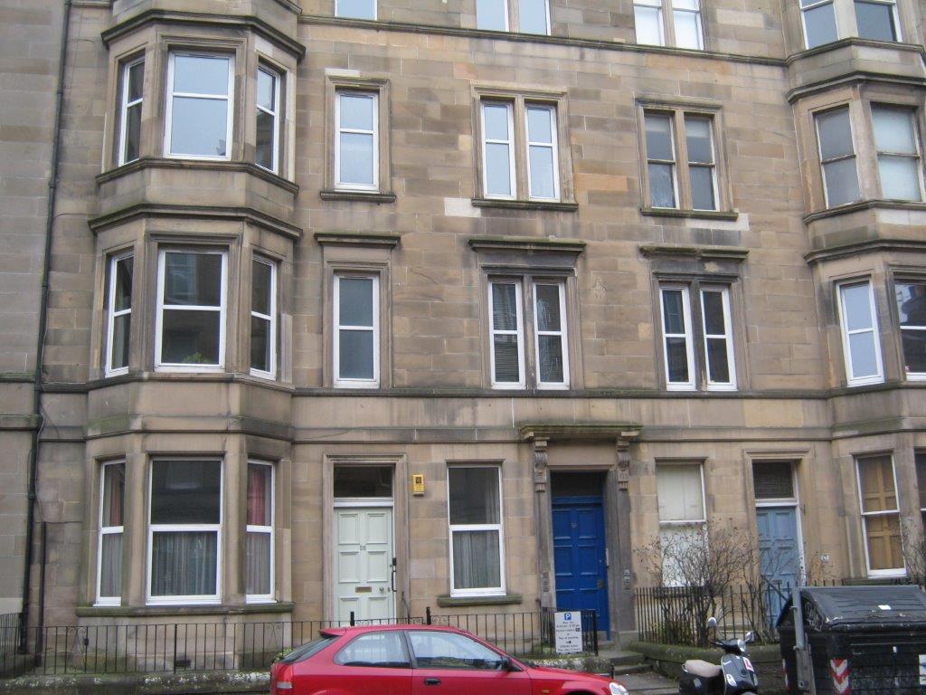 View property for rent Polwarth Gardens, Edinburgh