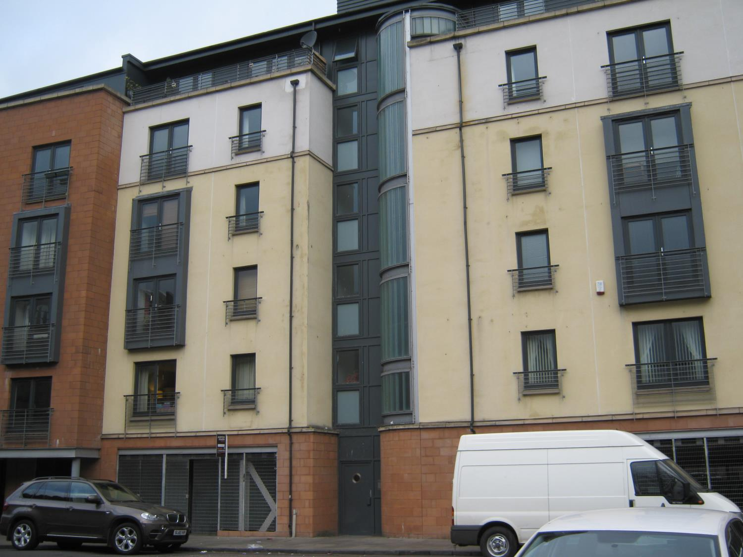 View property for rent Cables Wynd, Edinburgh